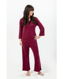 COLOURS TO CLEAR Silk PJ Set