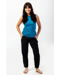 Bamboo Cotton Casual Trousers