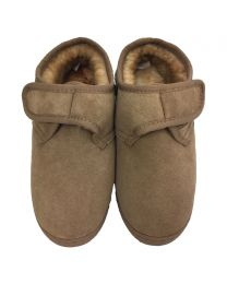 Adjustable Sheepskin Slippers